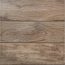 Decking Brown 34x34 cm