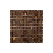 DUNIN Etnik 31,7x31,7 cm Wenge AL 25 fa mozaik