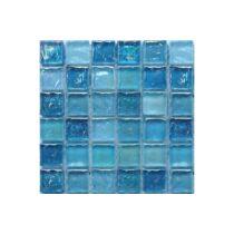 Mozaik csempe Aqua 30,5x30,5