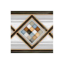 Pombo-2 Multicolor 20x20 cm majolika burkolat padlólap