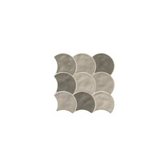 Realonda Scale Concrete 30,7x30,7 cm matt felületű burkolat (falra és földre)