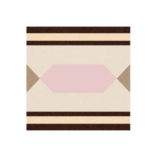 Vives 1900 Roura-2 Beige 20x20 cm majolika burkolat padlólap