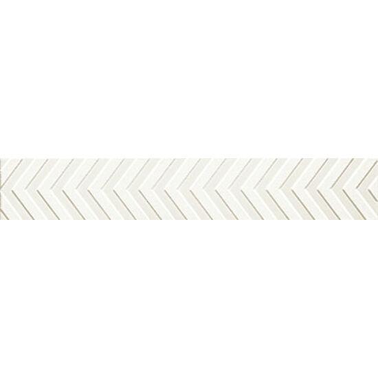 Tubadzin Karelia White 7,3x44,8
