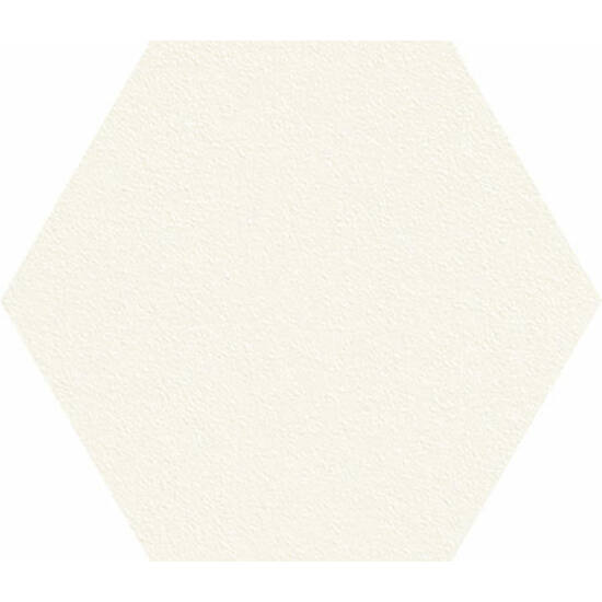 Tubadzin Satini White Hexagon 11x12,5