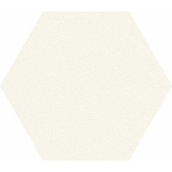 Tubadzin Satini White Hexagon 11x12,5
