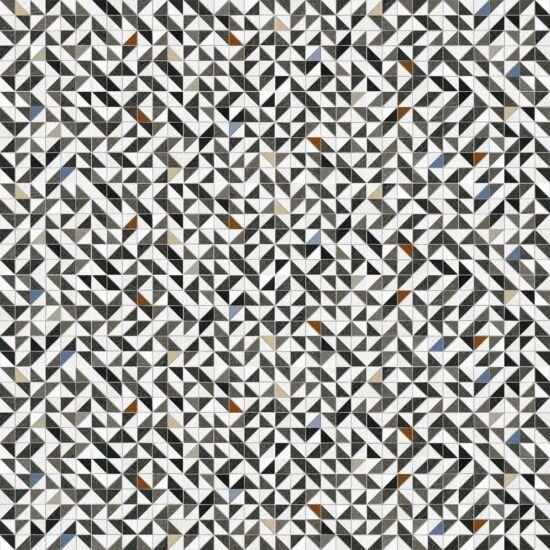 Vives Seine Havre-R Grafito 20x20 cm padlólap