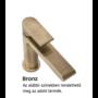 Kép 3/6 - BUGNATESE OLDˇ800 Kádcsaptelep zuhanyszettel BRONZ 002BR